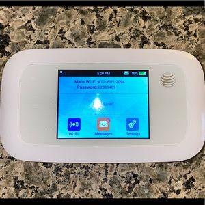 AT&T Velocity MF923 (ZTE) 4G LTE mobile hotspot